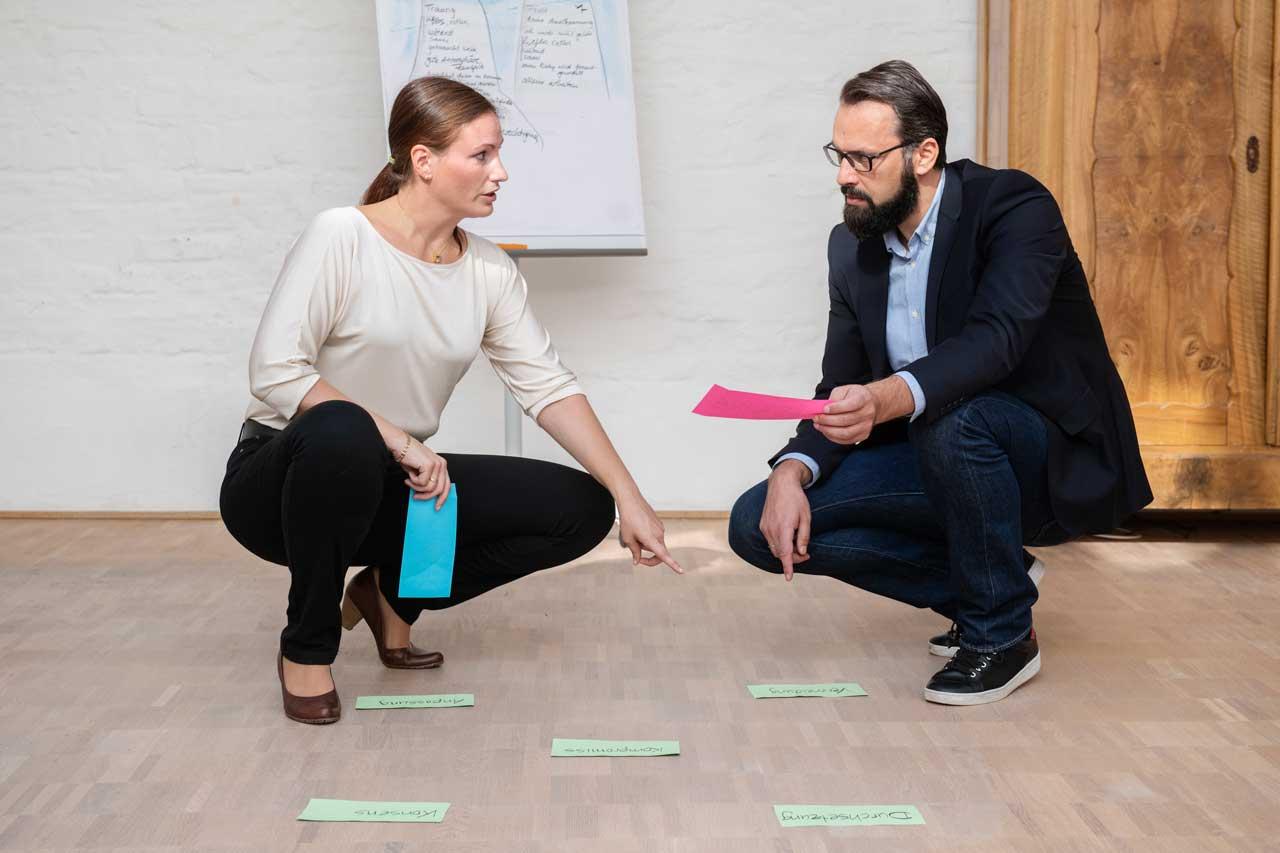 Coaching Köln - Daniela Wirtz im Projekt Coaching