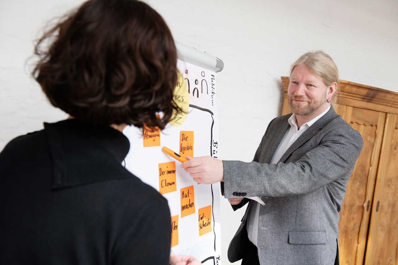 Karriere Coaching zur Neuorientierung mit Martin Binzen