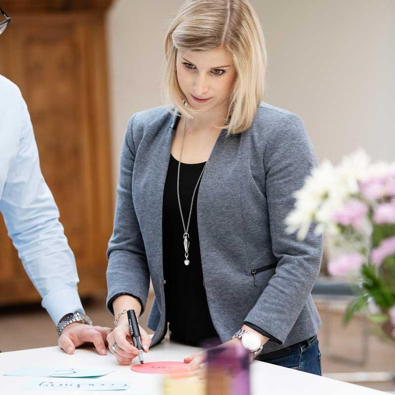 Anne Schneider - Coach für Young Professionals