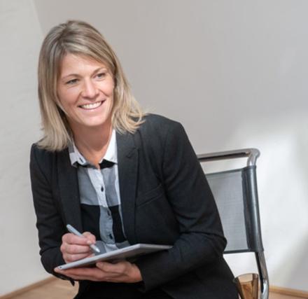 Führungskräfte Coach Jasmin Löffler